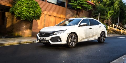 2017 Honda Civic RS hatch long-term review, report four: urban driving