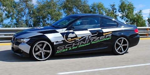 BMW 335d by AC Schnitzer claims fastest diesel car