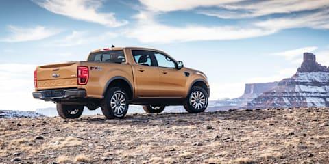 2019 Ford Ranger revealed for North America