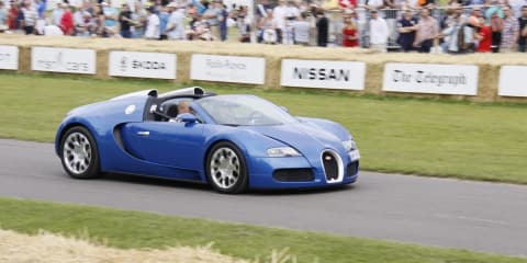 Supercars at 2011 Goodwood Festival of Speed (gallery)