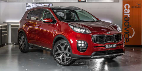 2016 Kia Sportage Platinum Diesel Review