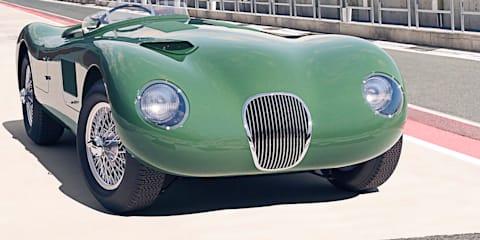 Le Mans-winning Jaguar C-Type resurrected for low-volume production