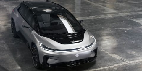 Faraday Future secures funding to pay suppliers