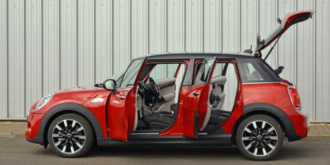 Mini 5 Door to end decade-long sales plateau for brand in Australia, says local boss