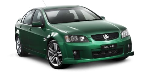 Commodore Australia's top-selling car for 14 years