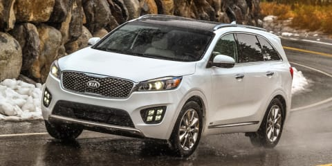 2017 Kia Sorento adds safety features, Apple CarPlay and Android Auto for US market