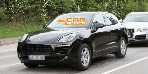 Porsche Macan: first pictures of baby Cayenne