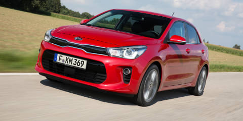 2017 Kia Rio detailed ahead of Paris premiere