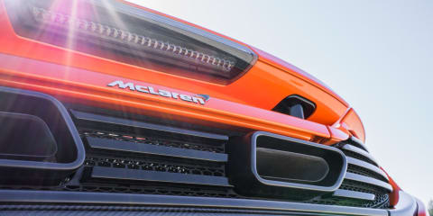 McLaren Sport Series : new V8-powered entry-level model teased