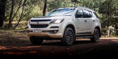 2019 Holden Trailblazer Z71 review: Off-road