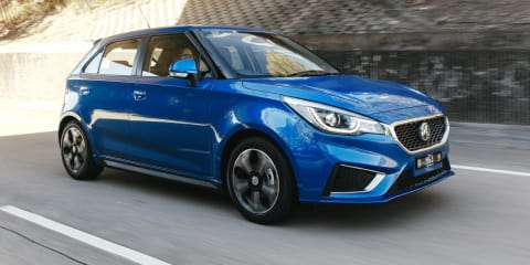 2019 MG 3 pricing and specs