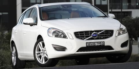 2011 Volvo V60 Sports Wagon launched in Australia
