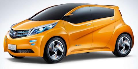 Venucia Viwa: Nissan's Chinese sub-brand unveils EV concept