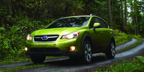 Subaru XV Hybrid: fuel-efficient compact crossover revealed