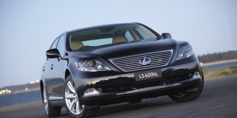Lexus back on top in quality survey
