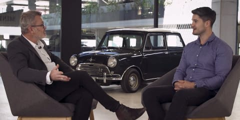 CarAdvice podcast 158: Interviewing Charlie Cooper, the grandson of John Cooper