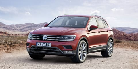 2016 Volkswagen Tiguan to double sales