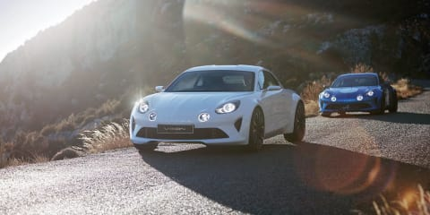 2017 Alpine coupe will be powered by 1.8-litre turbo - report