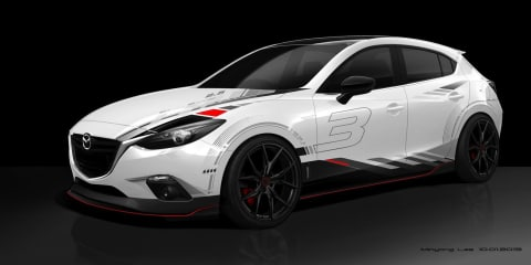 Mazda reveals four-car SEMA show line-up