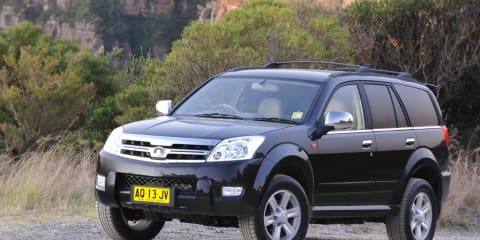 Great Wall Motors to expand range