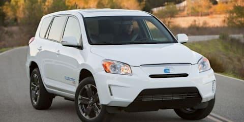 Toyota RAV4 EV by Tesla not for sale