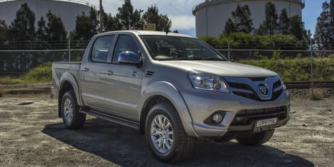 Foton Tunland Review