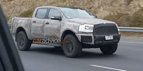 Ford Ranger Raptor all but confirmed for Australia