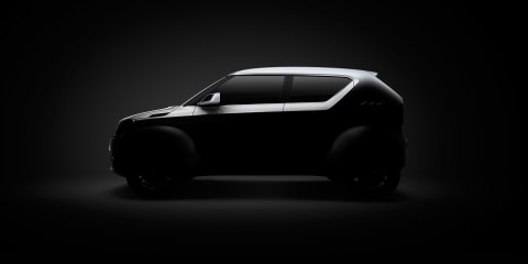 Suzuki iK-2 hatch and iM-4 4x4 concepts teased ahead of Geneva