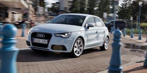 Audi A1 Sportback: $26,500 starting price