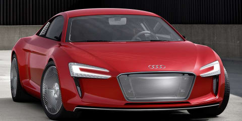 Audi plug-in hybrid coming in 2014