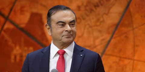 Carlos Ghosn charged again, but given bail