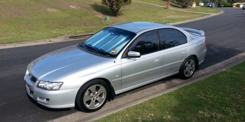 2005 Holden Commodore Lumina Review
