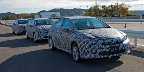 Toyota FCV Prototype Review