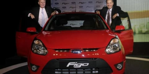 Ford to launch eight new vehicles in India by mid-decade