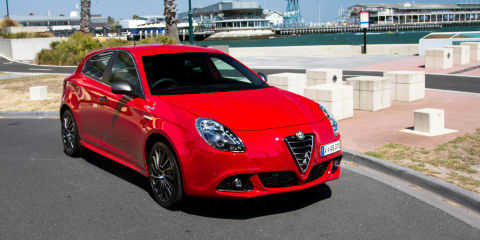 2015 Alfa Romeo Giulietta Distinctive QV Line Review
