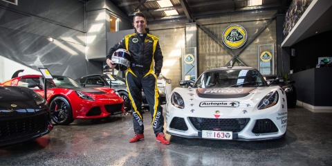 Meet Jeff Morton: defying the odds to tackle the tarmac