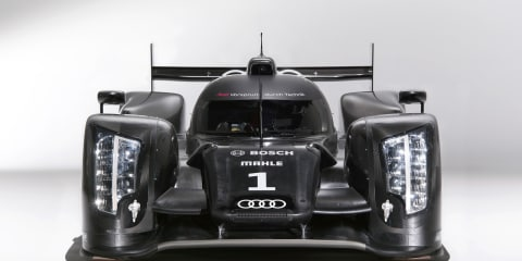 Audi R18 unveiled ahead of 2011 Le Mans debut