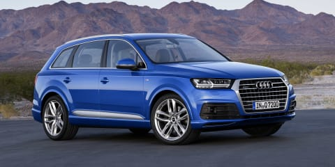 Audi Q7: Second-generation SUV revealed with 325kg weight drop