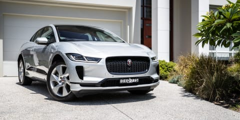 Jaguar I-Pace gains 20km of range via software update