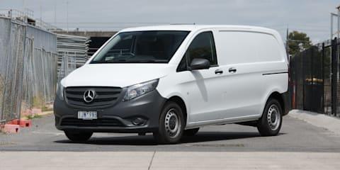2017 Mercedes-Benz V-Class, Vito recalled