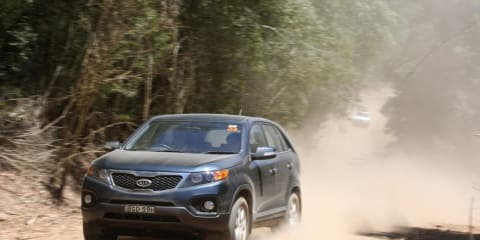 Kia Sorento Review & Road Test