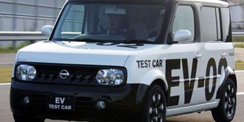 Nissan seeks US government assistance for EV development