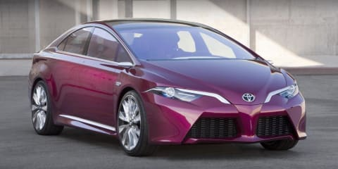 Toyota NS4 concept unveiled