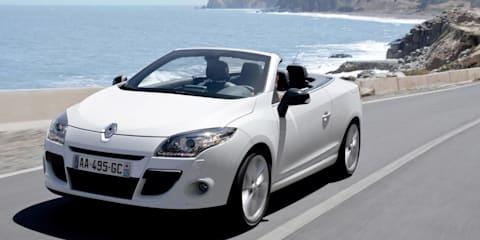 2012 Renault Megane CC Summer Edition on sale