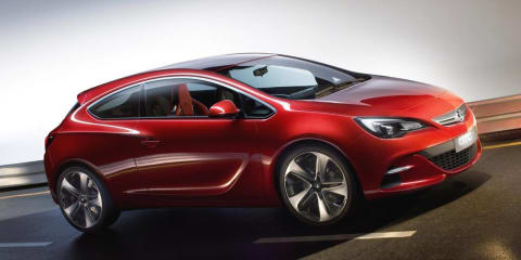 Vauxhall Astra VXR Opel GTC to be developed by Lotus