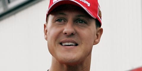 Schumacher returns to Formula One