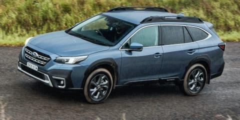2021 Subaru Outback Wilderness Edition on wish list for Australia