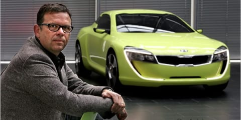 We Interview Peter Schreyer Head of Design at Kia