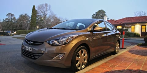 2012 Hyundai Elantra Preview