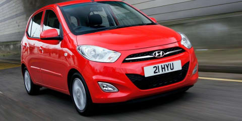 2011 Hyundai i10 facelift, still no confirmation for Australia